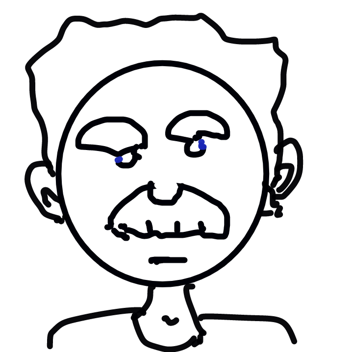 Profile picture for the comic artist, Drawception