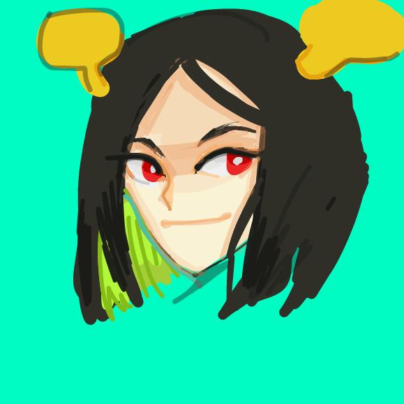Profile picture for the comic strip artist, diishii