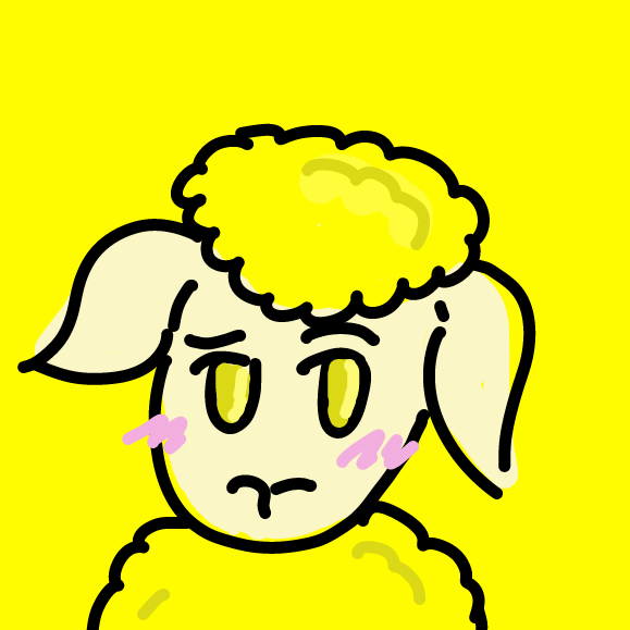 Profile picture for the comic strip artist, YellowSheep