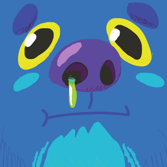 Profile picture for the comic artist, Meowdle_