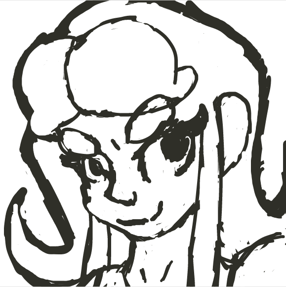 Profile picture for the comic artist, M RHIIIIIIDLEY