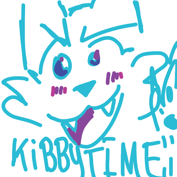 Profile picture for the comic artist, Kibbytime