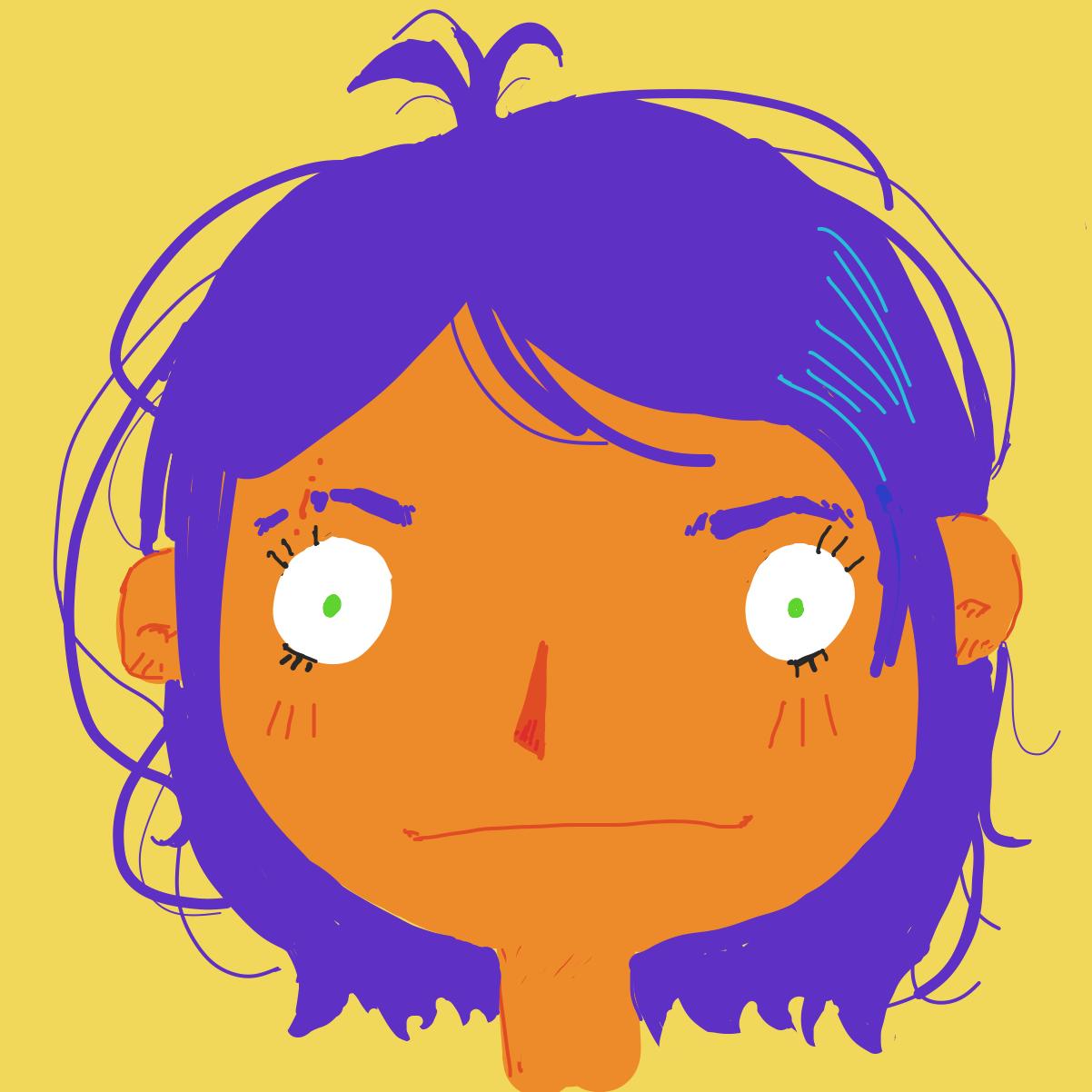 Profile picture for the comic artist, Tsumi