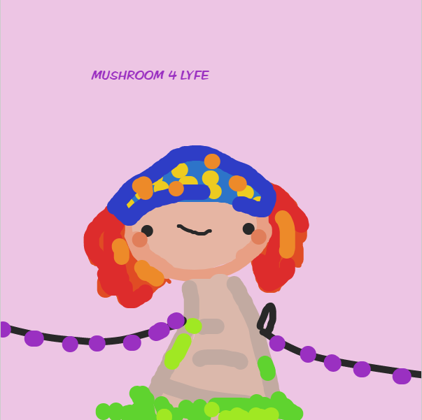 Profile picture for the comic artist, Mushroom4life🍄🍄🍄🍄🍄🍄🍄