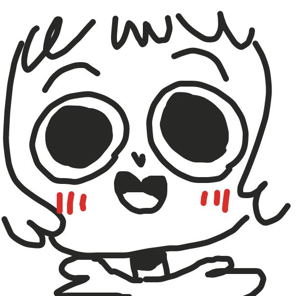 Profile picture for the comic artist, Panda