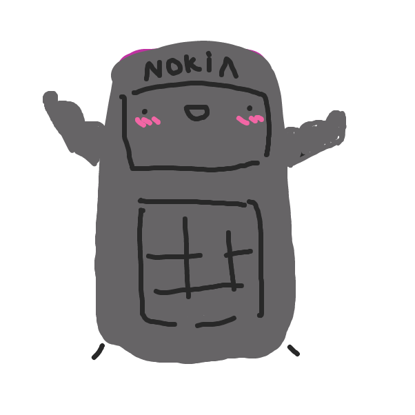 Profile picture for the comic artist, Nokia3310