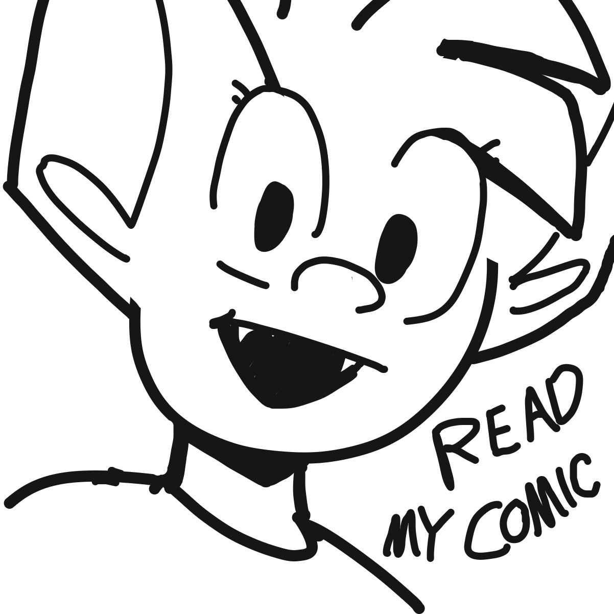 Profile picture for the comic strip artist, superstar_pixie