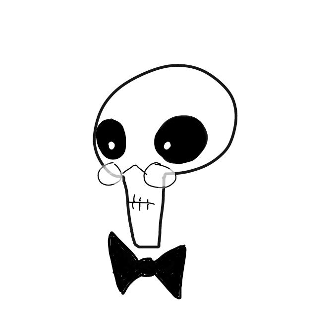 Profile picture by the comic artist Buckawn