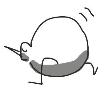 Profile picture for the comic artist, bunnie