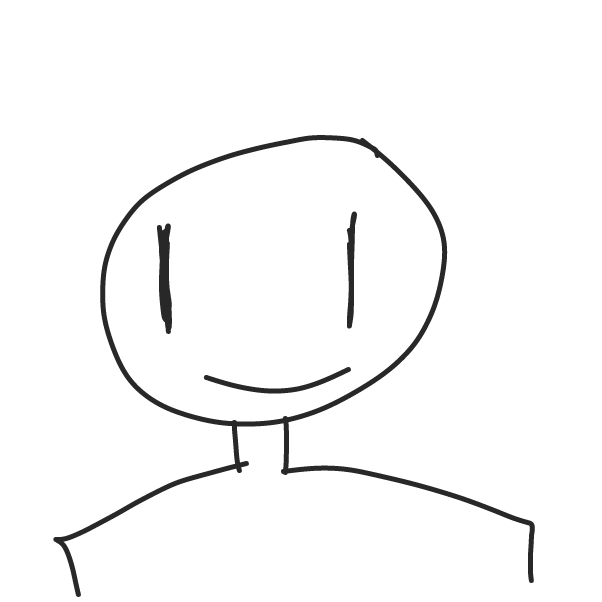 Profile picture for the comic artist, Literally a person