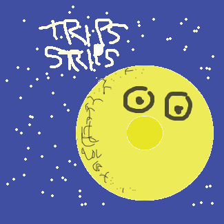 Profile picture for the comic artist, TripStrips