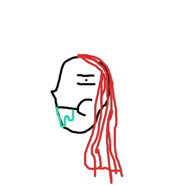 Profile picture for the comic artist, ACID UNICORN