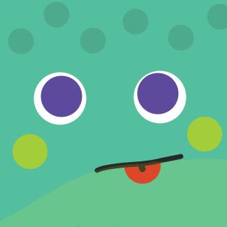 Profile picture for the comic artist, LeafyJadeStone