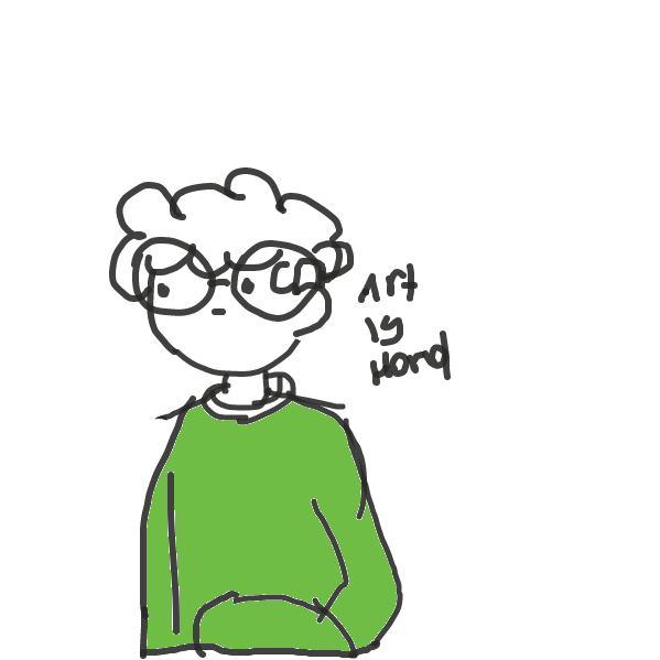 Profile picture for the comic artist, L.E