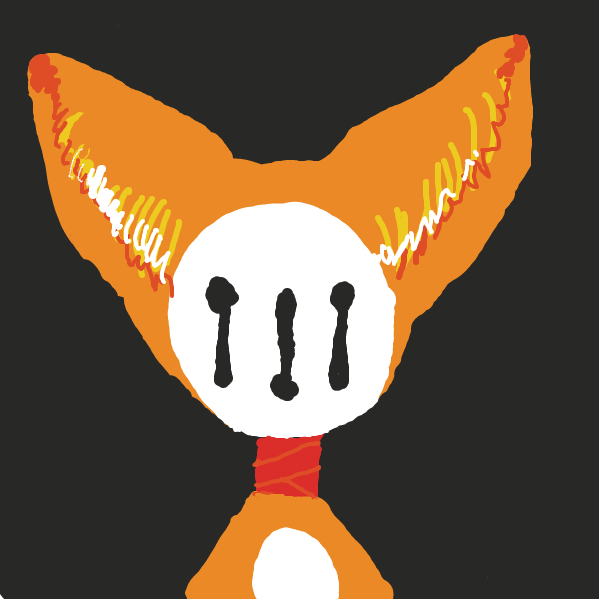 Profile picture for the comic artist, prototype