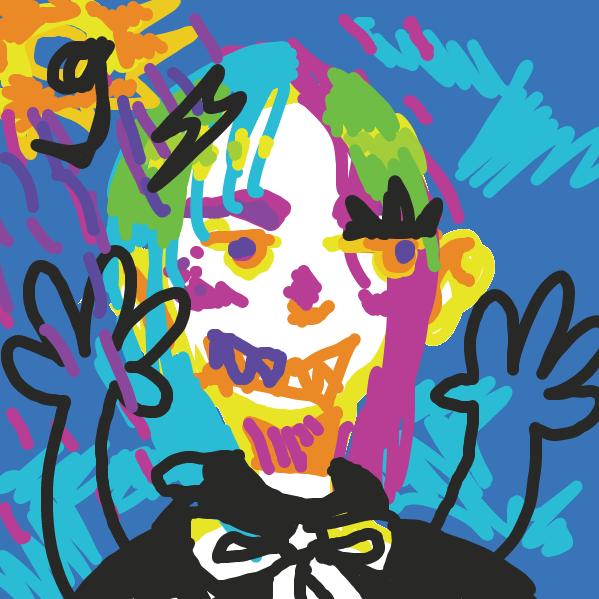 Profile picture for the comic artist, Mikoteko