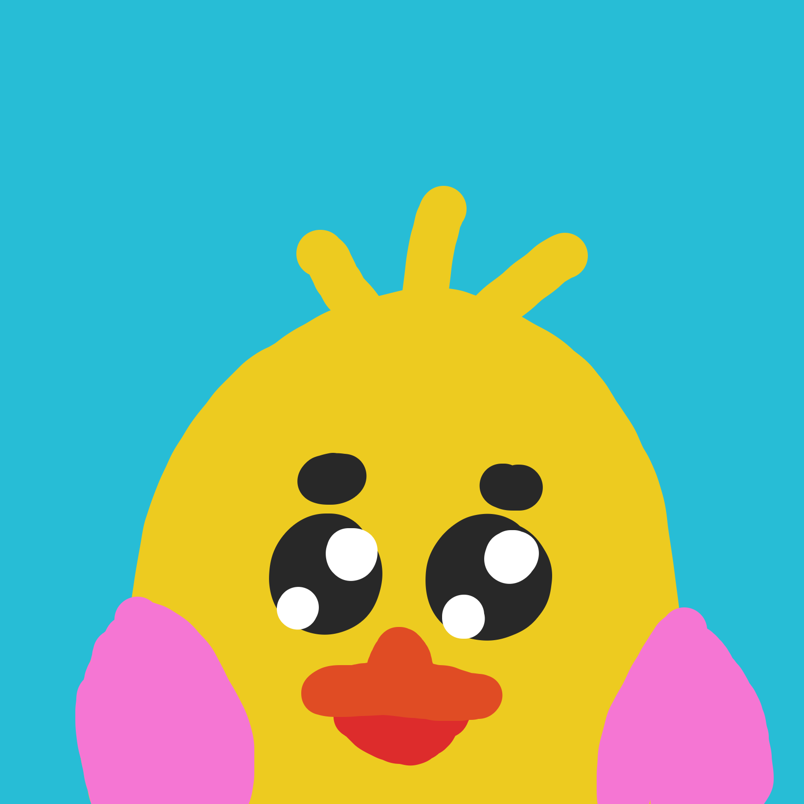 Profile picture for the comic artist, SaraBLQ