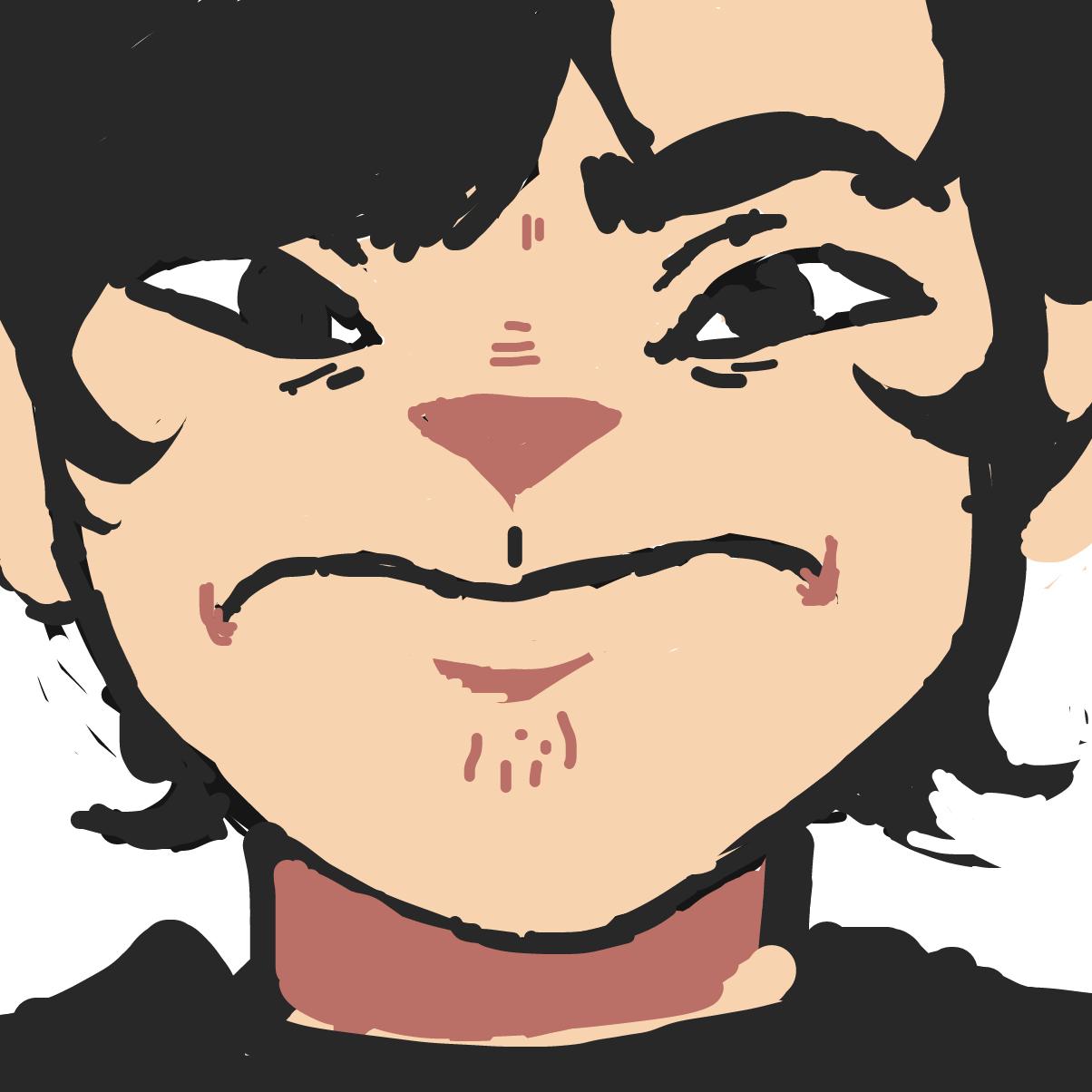 Profile picture for the comic artist, dumbrump