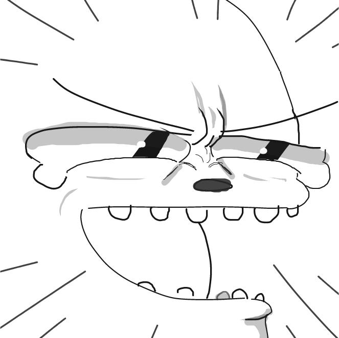 Profile picture for the comic artist, SluggishFella