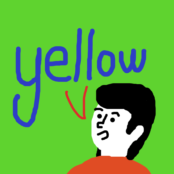 Profile picture for the comic artist, TheYellowMan