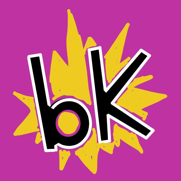 Profile picture for the comic artist, bazookangaroo