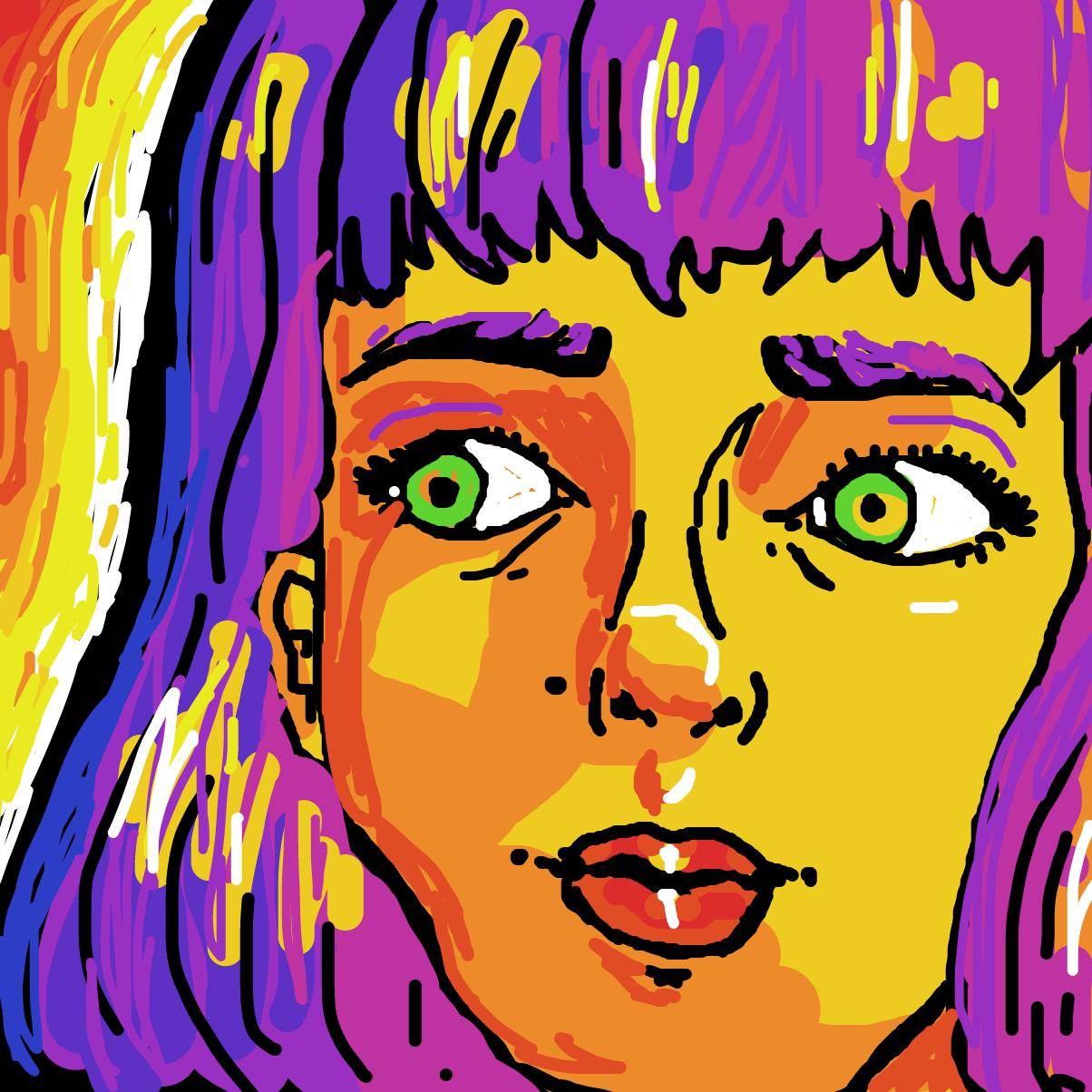 Profile picture by the comic artist dribblio