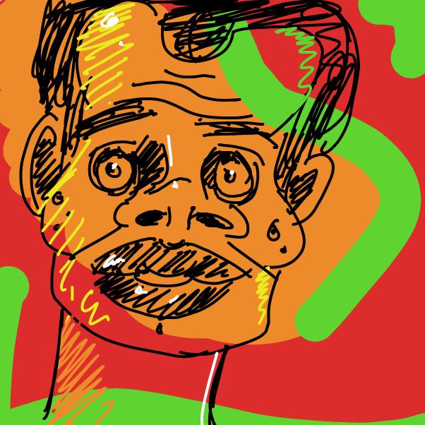 Profile picture for the comic artist, BlueBlock