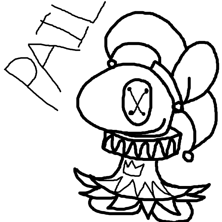 Profile picture for the comic artist, Pail
