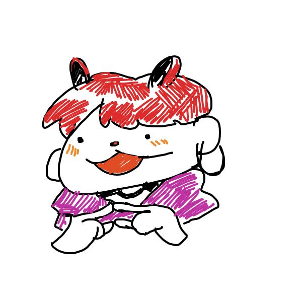 Profile picture for the comic artist, Kaigu