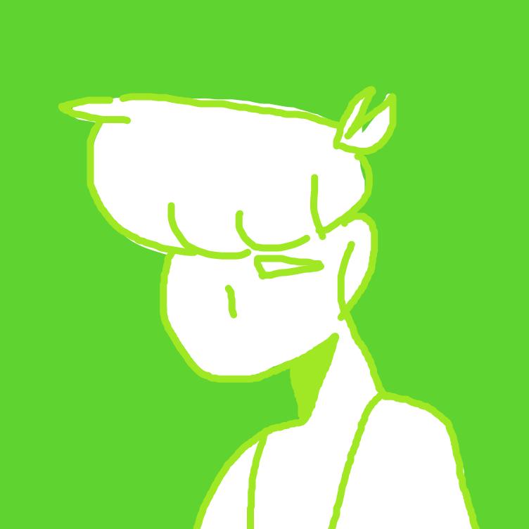 Profile picture for the comic artist, masa