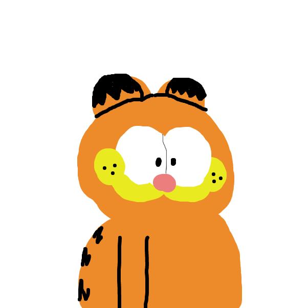 Profile picture for the comic artist, garfieldfan1005