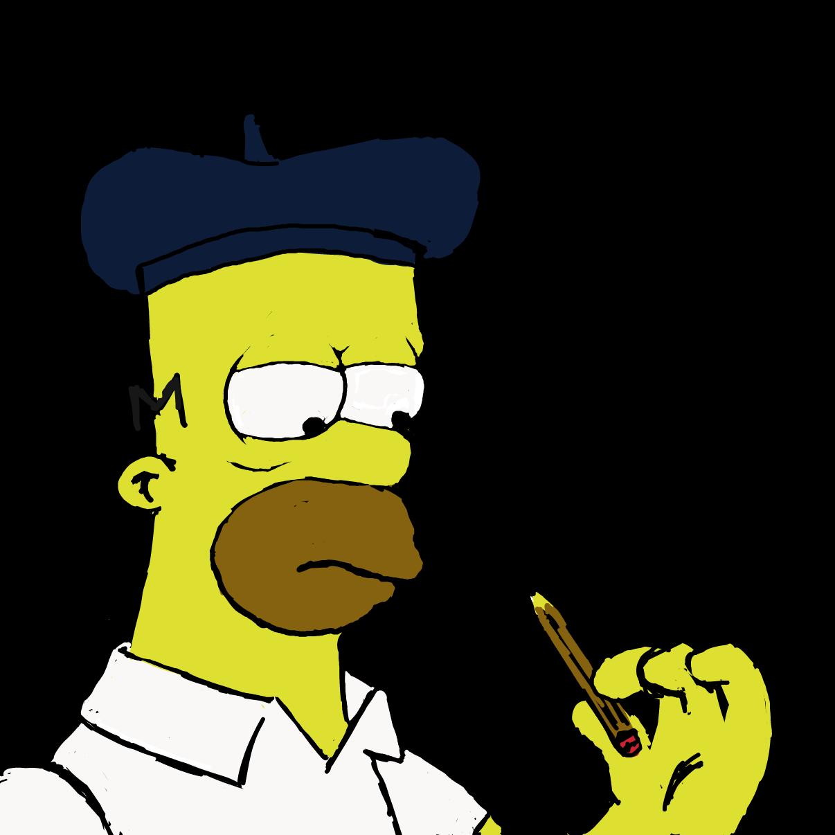 Profile picture for the comic artist, kozelArt