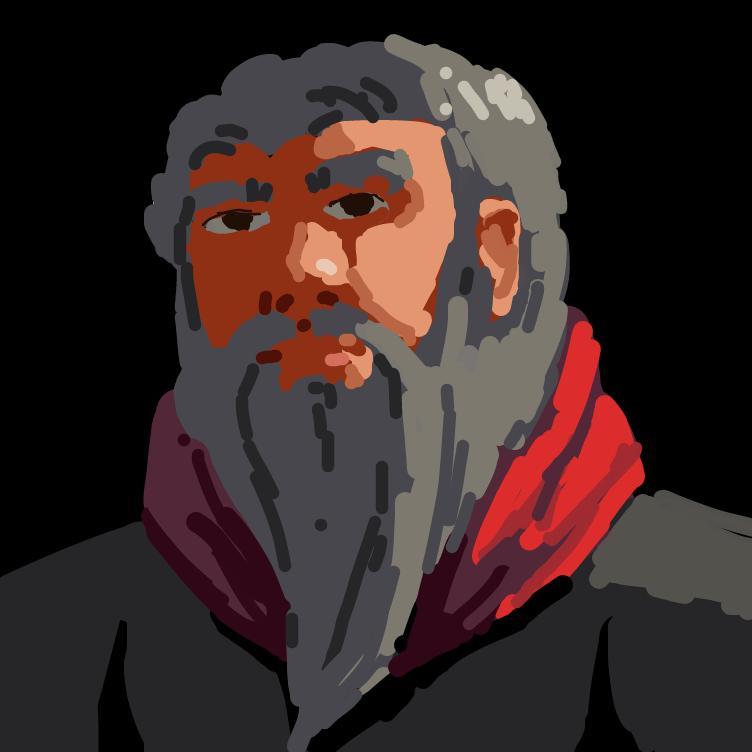 Profile picture for the comic artist, Vantikay