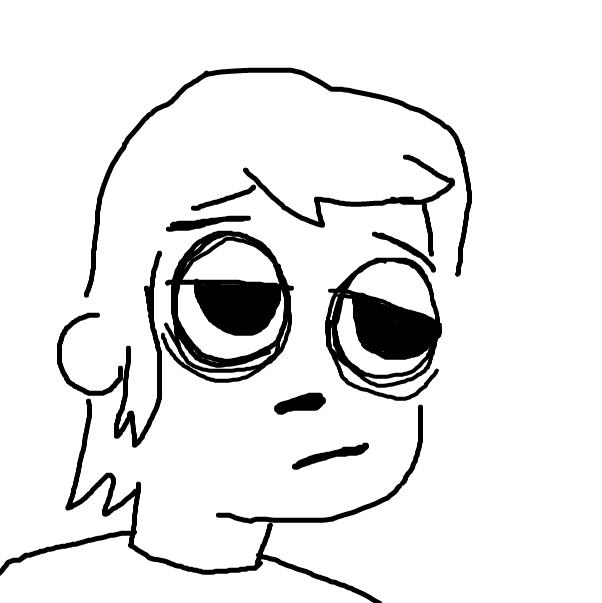 Profile picture for the comic artist, hlepme