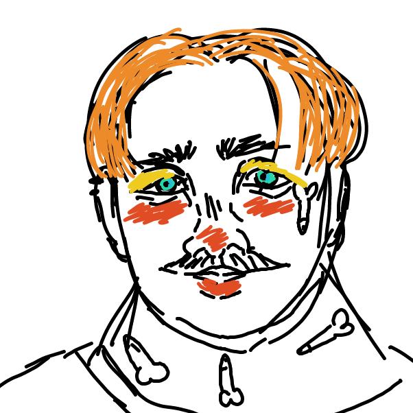 Profile picture for the comic artist, cumfucker6969