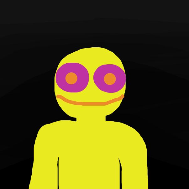 Profile picture for the comic strip artist, Nejt