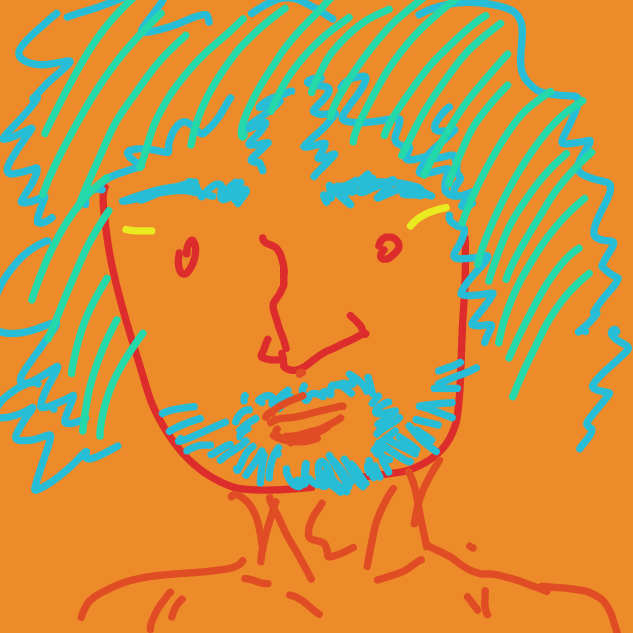 Profile picture for the comic artist, teronism