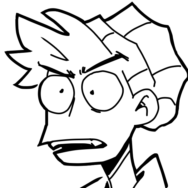 Profile picture for the comic artist, eet