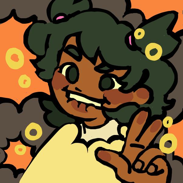 Profile picture for the comic artist, dankie