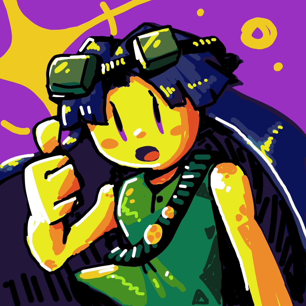 Profile picture for the comic artist, Soap