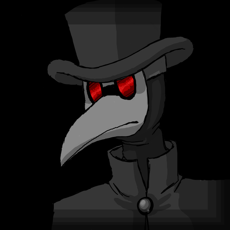 Profile picture for the comic strip artist, ByThePowerOfDUSKULL