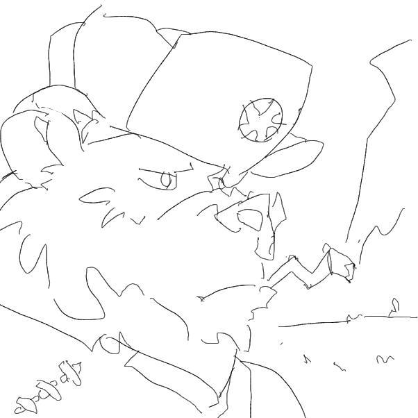 Profile picture for the comic artist, Kosolap