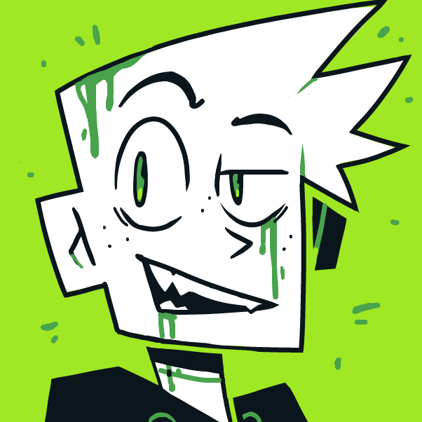 Profile picture for the comic artist, Peler