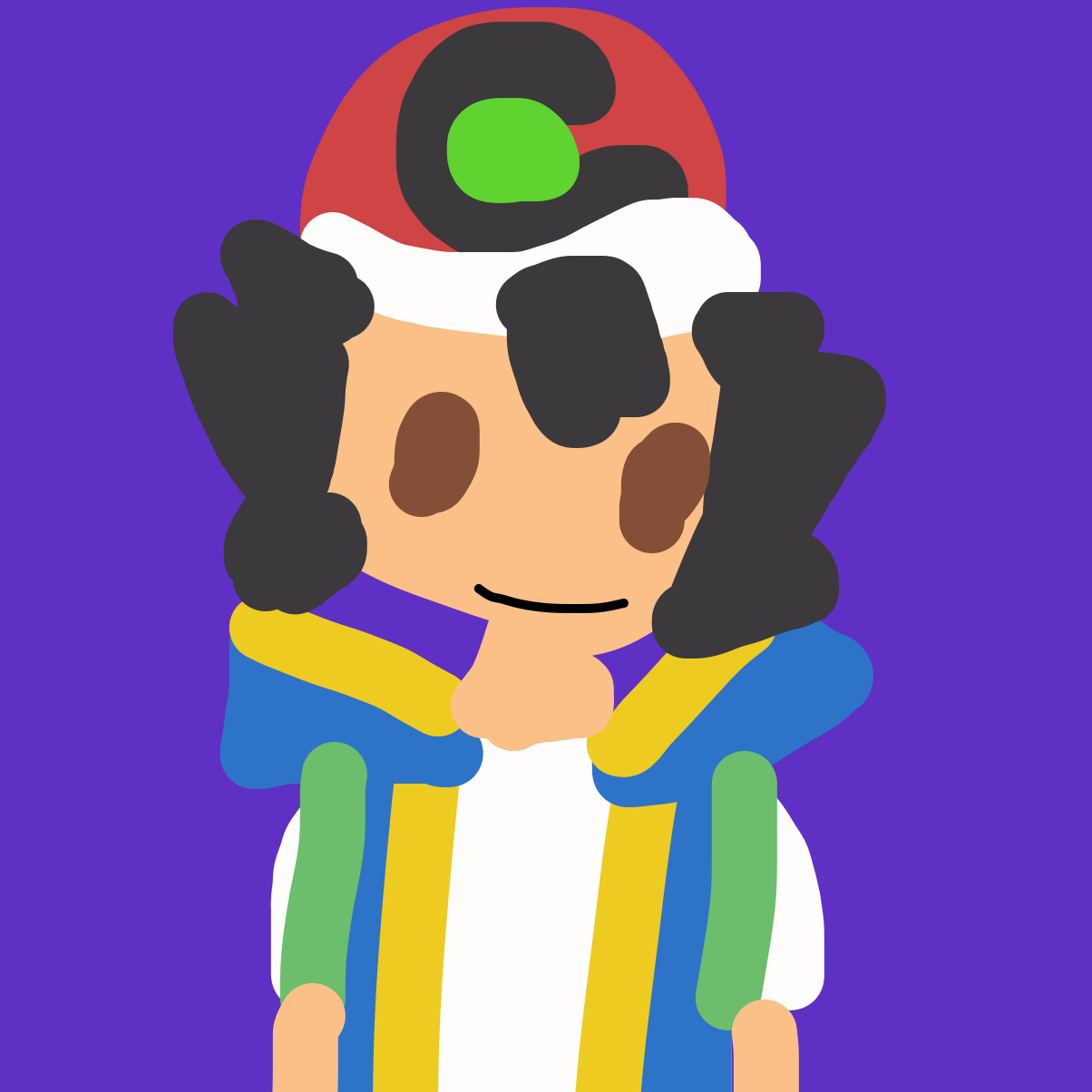 Profile picture for the comic artist, Ash Ketchum