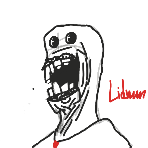 Profile picture for the comic artist, Lidnun