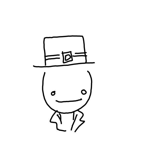 Profile picture for the comic artist, popp