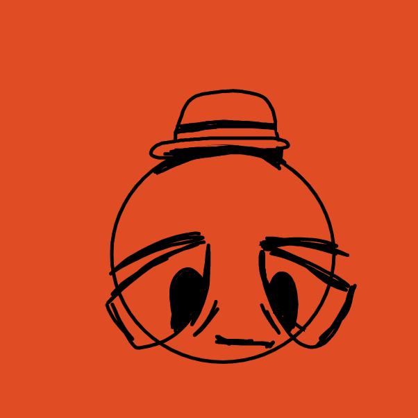 Profile picture for the comic artist, Pojen