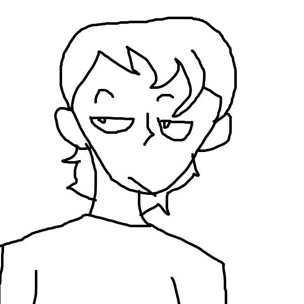 Profile picture for the comic artist, Dannhampton