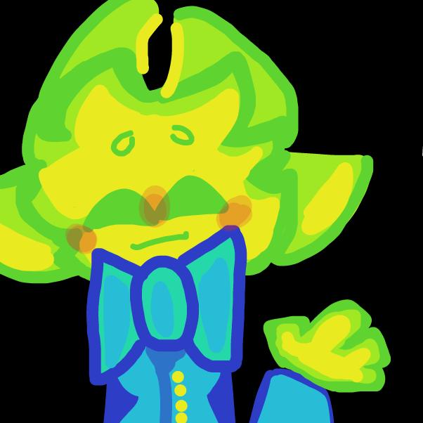 Profile picture by the comic artist GreenDude