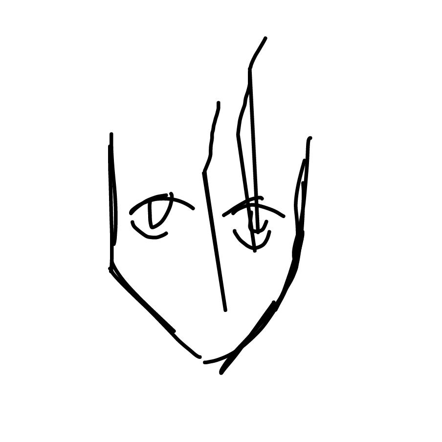 Profile picture for the comic artist, akutagawa